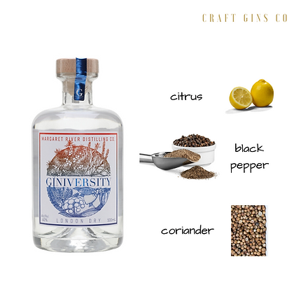 Giniversity London Dry Gin