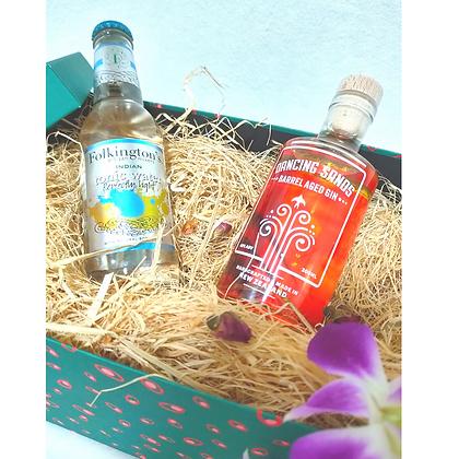 Craft Gin Gift Box - 200ml x Tonic