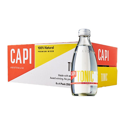 Capi Dry Tonic Pack of 24 x 250ml