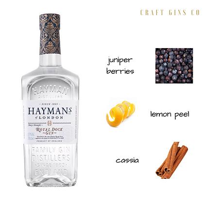 Hayman's Royal Dock Gin (Navy Strength)