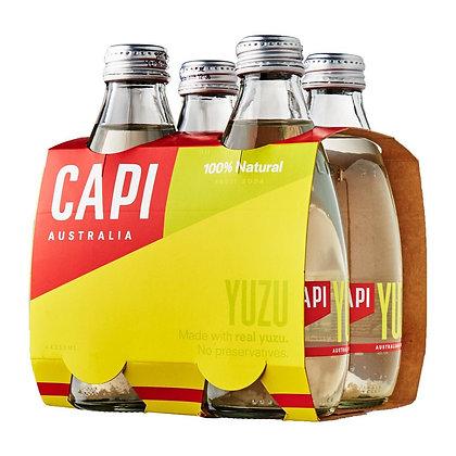 Capi Yuzu Soda 4 btl x 250ml