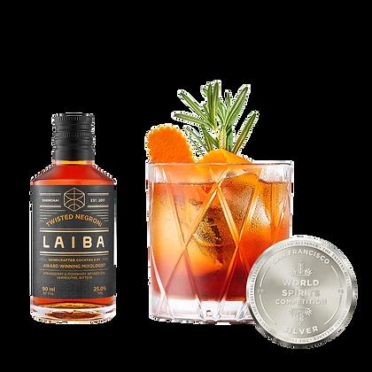 Laiba Twisted Negroni (Strawberry & Rosemary Gin)