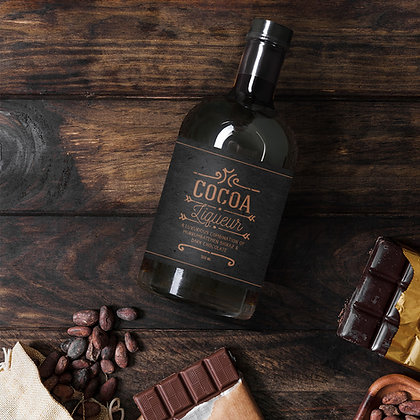 Canberra Distillery (Murrumbateman Shiraz + Dark Chocolate) Cacao Liquor