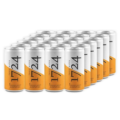 1724 Spanish Tonic Water (24 cans x 200ml)