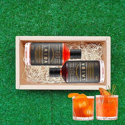 Gift Set of 2 Cocktails