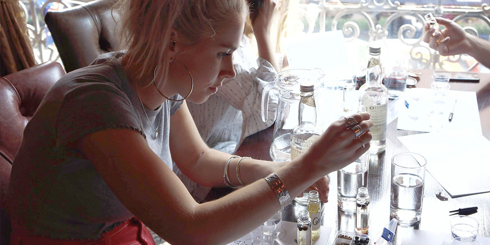 Make Your Own Gin: Gin Blending Masterclass & Tasting