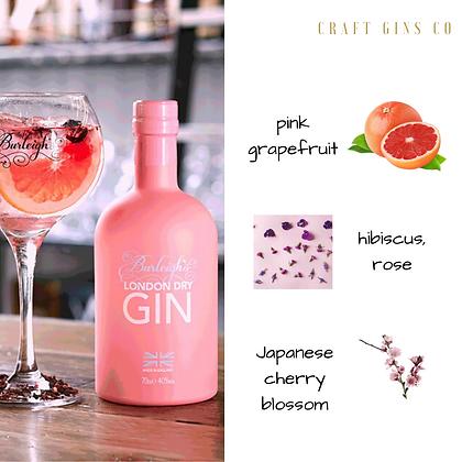 Burleighs Pink London Dry Gin