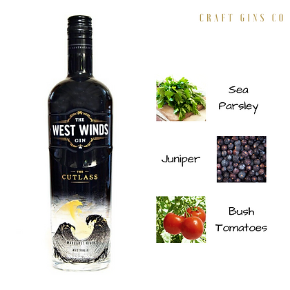 West Winds Cutlass Gin