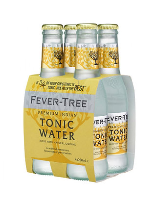 Fever Tree Indian Tonic (Pack of 4)