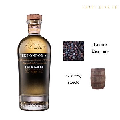 London No. 1 Sherry Gin
