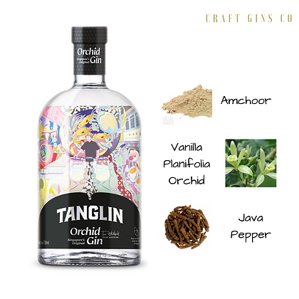 Singapore Tanglin Orchid Gin