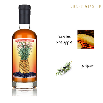 Spit-Roasted Pineapple Gin By That Boutique-y Gin Company