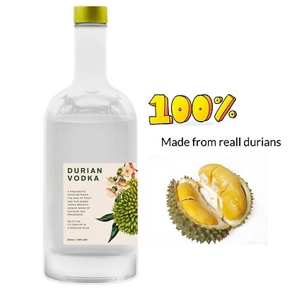 Canberra Distillery Durian Vodka