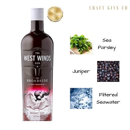 West Winds Broadside Gin