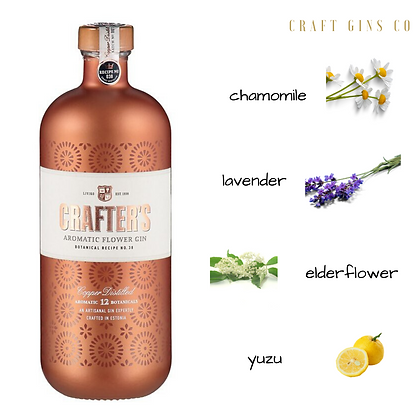 Crafter's Aromatic Colour Changing Gin