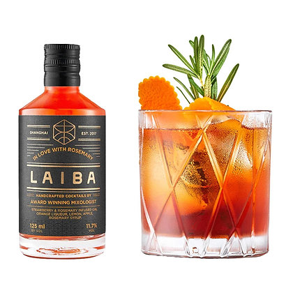 Laiba Rosemary Cocktail 11.7% ABV