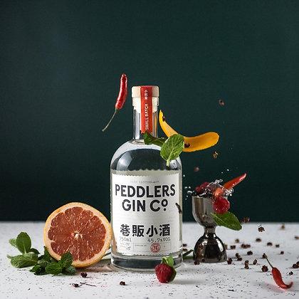 Peddlers Gin