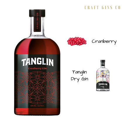Tanglin Cranberry Gin