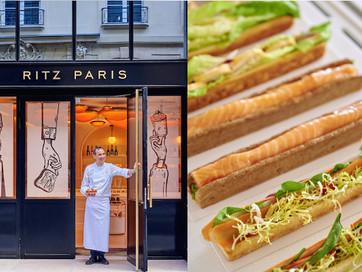 """""""Прямі круасани"""" та інша випічка в паризькому готелі Ritz"""