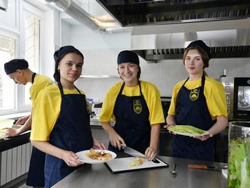 Українська ресторанна асоціація підтримує підготовку фахівців у сфері готельно-ресторанної справи