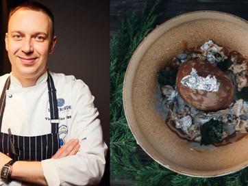 Тренди весни: Potatoes cake від Вячеслава Попкова — сучасна інтерпретація знайомого десерту