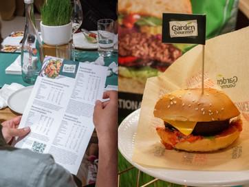 Київські шеф-кухарі оцінили страви із рослинного м'яса Garden Gourmet