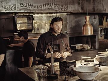 Це вогонь: новий ресторан у Лондоні з відкритою кухнею від шведського шефа
