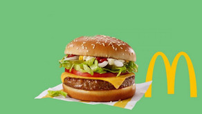 McDonald's почне продавати в Україні бургери з рослинного м'яса