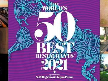 The World's 50 Best Restaurants: стало відомо, хто посів перше місце