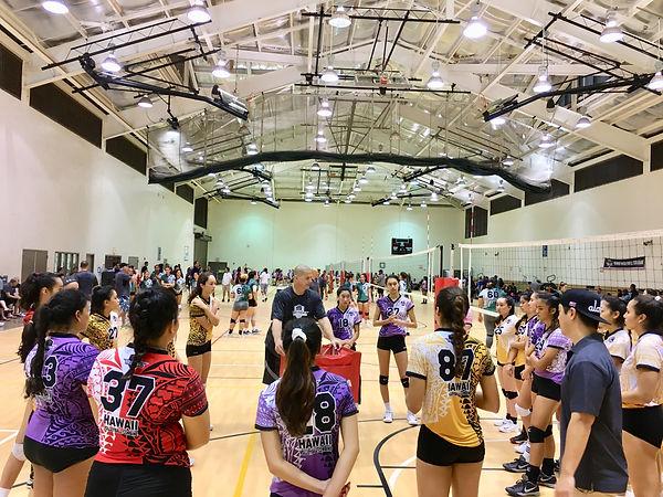 Hawaii Volleyball Recruits
