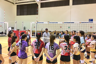 Support the Hawaii Volleyball Foundation