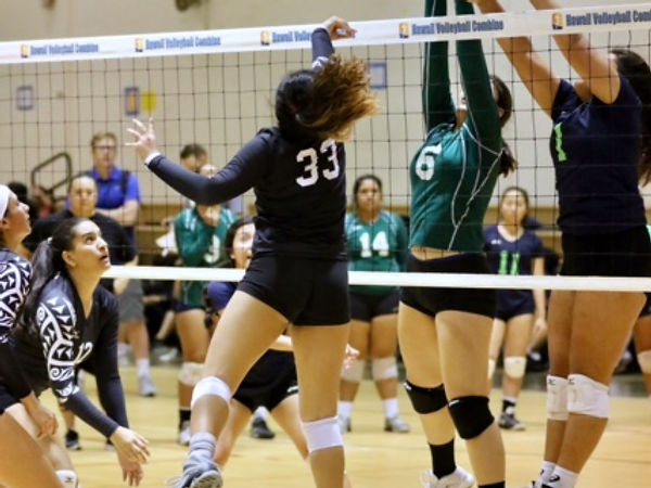Hawaii volleyball tournaments