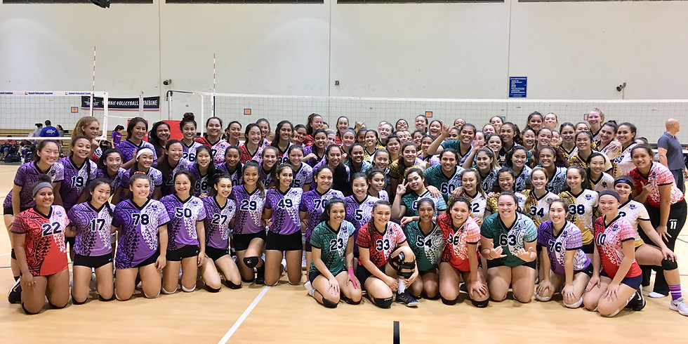 The 10th Annual Hawaii Volleyball Combine