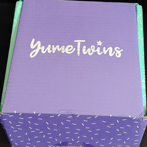 Yume Twins monthly subscription box, Studio Ghibli Lunch Date Edition!