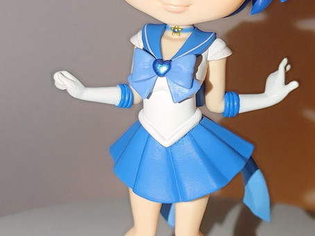 Super Sailor Mercury - Q Posket
