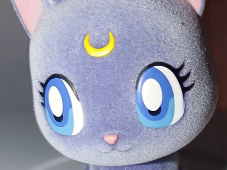 Fluffy Puffy - Sailor Moon - Luna