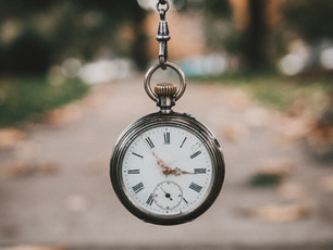RANDOM: Time's a'wastin'