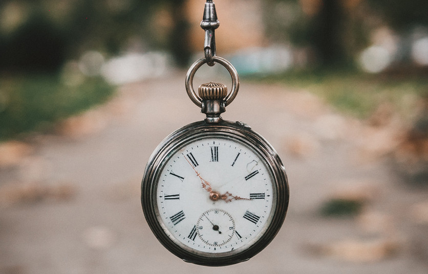 Todavía tenemos tiempo