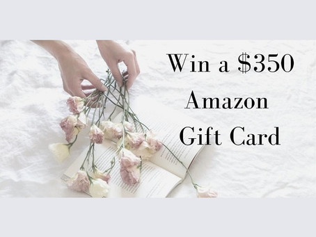 Ends July 20 - Romance Author Social Follow Giveaway – Enter to Win a $350 Amazon Gift Card!