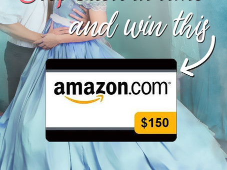 Step Back in Time Giveaway – Enter to Win a $150 Amazon Gift Card!