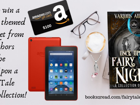 Fairy Tale Nights Giveaway – Enter to Win a $100 Amazon Gift Card and Basket!