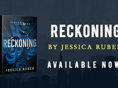 Check out Jessica Ruben's book and win a $100 Amazon Gift Card