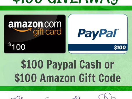 Clean Romance Giveaway – Enter to Win a $100 Amazon Gift Card or Paypal Cash Giveaway!