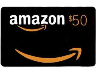 Author Follows Giveaway – Enter to Win a $50, $25 Amazon Gift Cards!