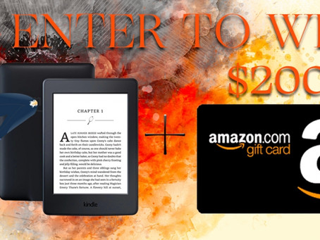 Book Throne Giveaway – Enter to Win Amazon Kindle Paperwhite + $200 Amazon Gift Card!