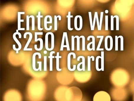 BookBub Follow Giveaway – Enter to Win a $250 Amazon Gift Card!