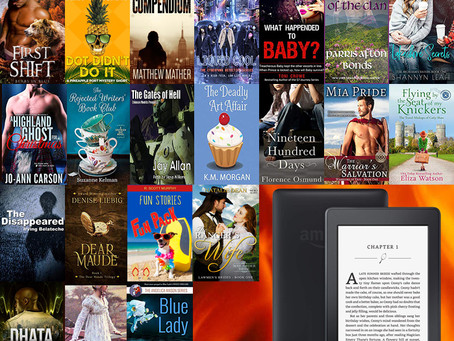 Free Reads Giveaway – Enter to Win a Kindle Reader!