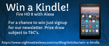 Night Owl Romance Kindle giveaway! – USA only