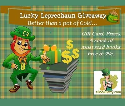 Lucky Leprechaun Giveaway – Enter to Win a $50 Amazon Gift Card!