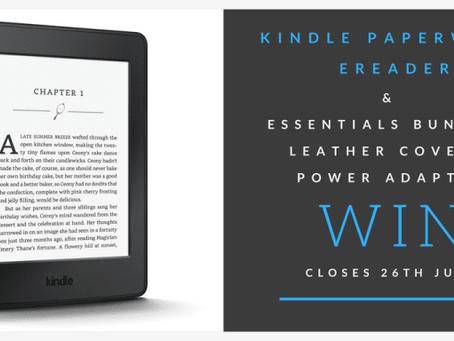 Magic Book Deals Giveaway - Win a Kindle Paperwhite E-reader